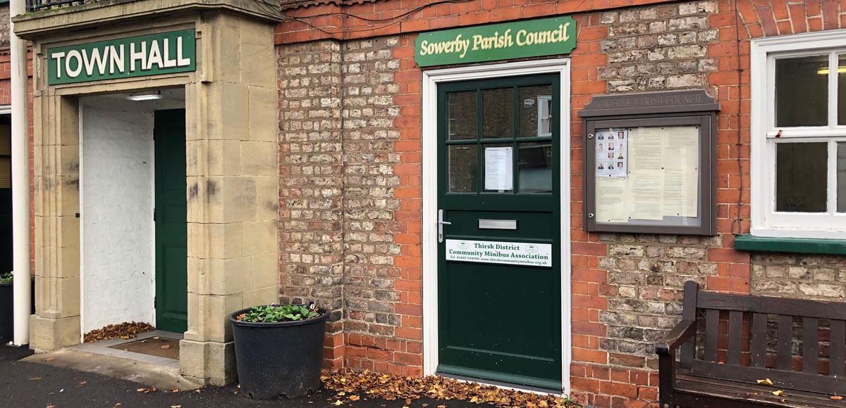 Sowerby Parish Council Offices